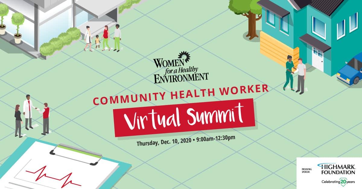 Community health worker summit