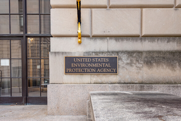 united states environmental protection agency building exterior