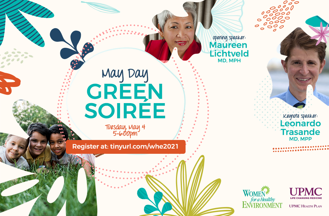 May Day Green Soiree